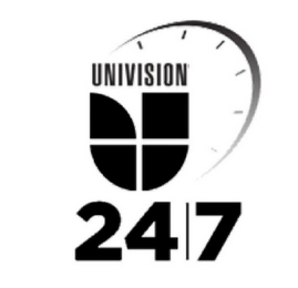 mark for UNIVISION U 24 |7, trademark #85354731