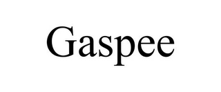mark for GASPEE, trademark #85355545