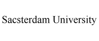 mark for SACSTERDAM UNIVERSITY, trademark #85356129
