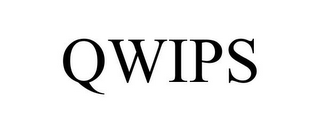 mark for QWIPS, trademark #85357392