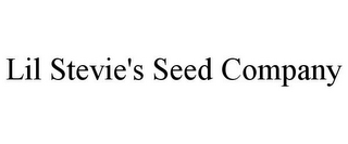 mark for LIL STEVIE'S SEED COMPANY, trademark #85357446