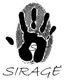 mark for S SIRAGE, trademark #85358288