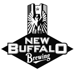 mark for NEW BUFFALO BREWING, trademark #85358532