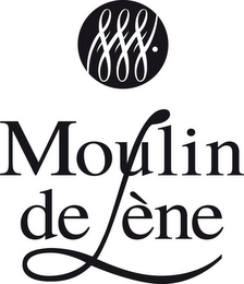 mark for MOULIN DE LÈNE FFF, trademark #85358546