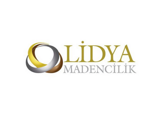 mark for LIDYA MADENCILIK, trademark #85359168