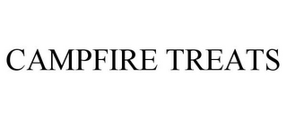 mark for CAMPFIRE TREATS, trademark #85359833