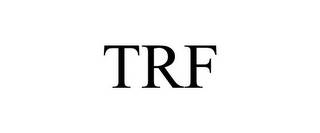 mark for TRF, trademark #85360794