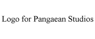 mark for LOGO FOR PANGAEAN STUDIOS, trademark #85360846