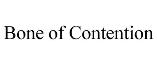 mark for BONE OF CONTENTION, trademark #85361713