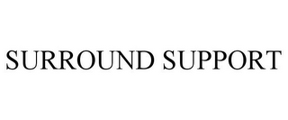 mark for SURROUND SUPPORT, trademark #85361735