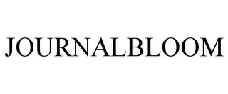 mark for JOURNALBLOOM, trademark #85362643