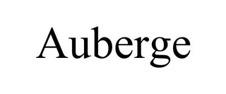 mark for AUBERGE, trademark #85362697