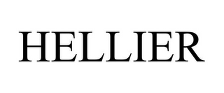 mark for HELLIER, trademark #85362862