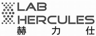 mark for LAB HERCULES, trademark #85363229