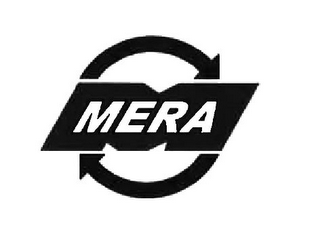 mark for M MERA, trademark #85363402