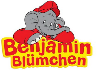 mark for BENJAMIN BLÜMCHEN, trademark #85363413