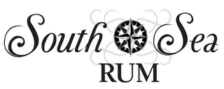 mark for SOUTH SEA RUM, trademark #85364030