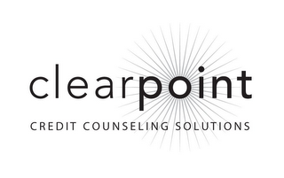 mark for CLEARPOINT CREDIT COUNSELING SOLUTIONS, trademark #85364433