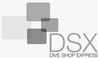 mark for DSX DIVE SHOP EXPRESS, trademark #85364485