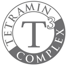 mark for TETRAMIN T3 COMPLEX, trademark #85364489