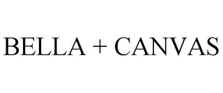 mark for BELLA + CANVAS, trademark #85364783