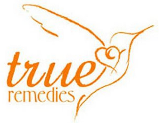 mark for TRUE REMEDIES, trademark #85364844