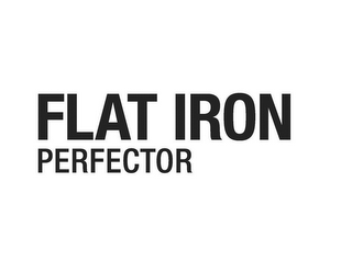 mark for FLAT IRON PERFECTOR, trademark #85364935