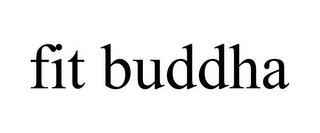 mark for FIT BUDDHA, trademark #85365540
