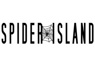 mark for SPIDER ISLAND, trademark #85365572