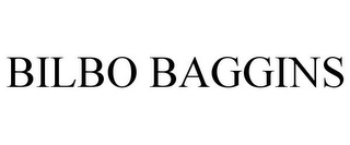 mark for BILBO BAGGINS, trademark #85365962
