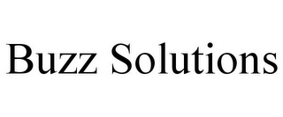mark for BUZZ SOLUTIONS, trademark #85366073