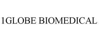 mark for 1GLOBE BIOMEDICAL, trademark #85366767