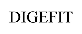 mark for DIGEFIT, trademark #85366962