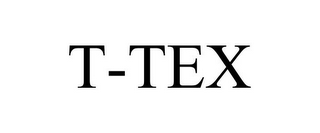 mark for T-TEX, trademark #85368024