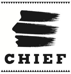 mark for CHIEF, trademark #85368432