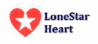 mark for LONESTAR HEART, trademark #85368450
