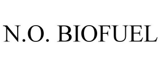 mark for N.O. BIOFUEL, trademark #85368624
