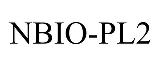 mark for NBIO-PL2, trademark #85368662
