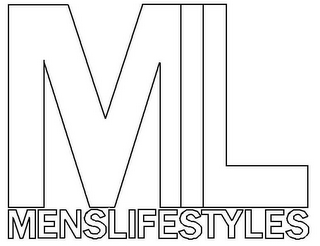 mark for ML MENSLIFESTYLES, trademark #85368713