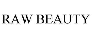 mark for RAW BEAUTY, trademark #85368794