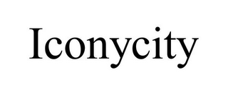 mark for ICONYCITY, trademark #85368964