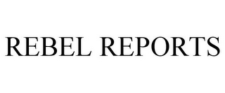 mark for REBEL REPORTS, trademark #85369232
