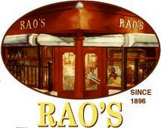 mark for RAO'S SINCE 1896, trademark #85369942