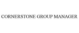 mark for CORNERSTONE GROUP MANAGER, trademark #85370140