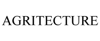 mark for AGRITECTURE, trademark #85370533
