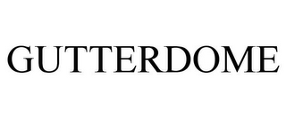 mark for GUTTERDOME, trademark #85370536