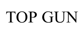 mark for TOP GUN, trademark #85370693