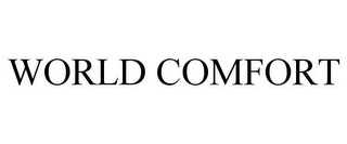 mark for WORLD COMFORT, trademark #85371204