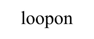 mark for LOOPON, trademark #85371217