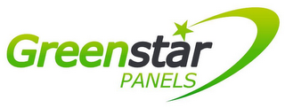 mark for GREENSTAR PANELS, trademark #85371388